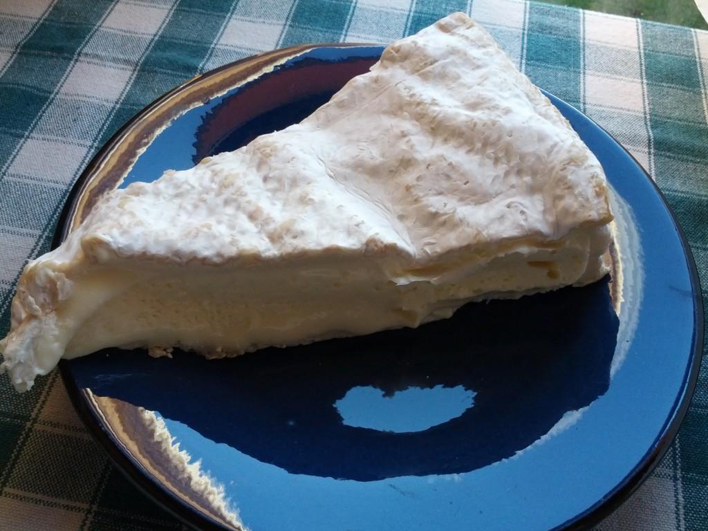 Trozo queso Brie